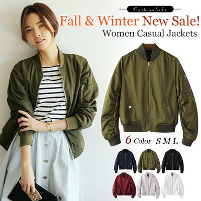 Qoo10 Lady Fashion Jacket Women S Clothing