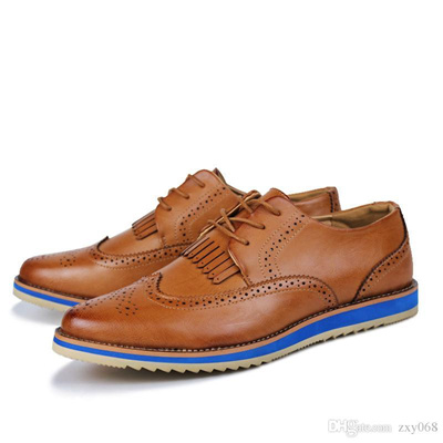Qoo10 - famous footwear luxury brand men italian dress shoe casual genuine  lea...   Men s Bags   Sho. 099fbb3dc66