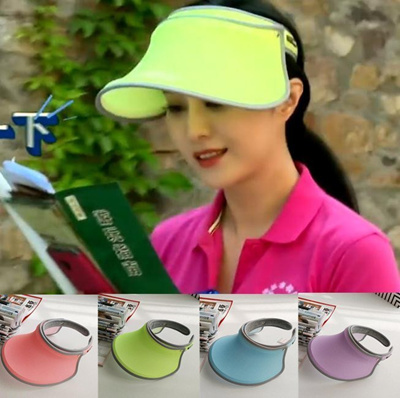 79b60fe3764 Qoo10 - Fan with face-covering hat for ladies summer UV shade retractable  sun ...   Fashion Accessor.