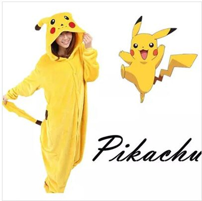 Qoo10 - Fancy Dress Anime Pikachu Pokemon Onesie Cosplay Costume Pajamas  Haraj...   Underwear   Sock. bed2e419c