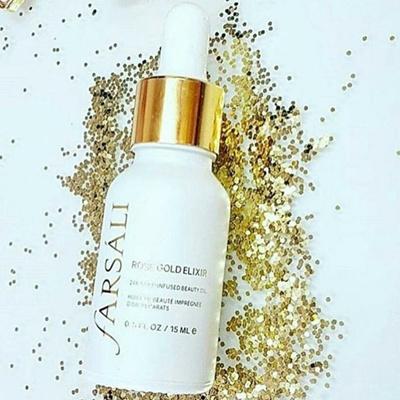 Qoo10 - Farsali Rose Gold Elixir Radiating Moisturizer 15ml : Perfume & Luxury Beauty