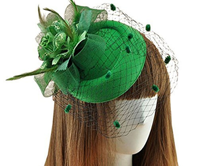 Qoo10 - Fascinator Hats Pillbox Hat British Bowler Hat Feather Flower Veil  Wed...   Fashion Accessor. f68870955b9