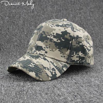 best service 6fe65 dfce5 Qoo10 - Fashion Army Camo Baseball Cap Men Tactical Cap Camouflage Snapback  Ha...   Fashion Accessor.
