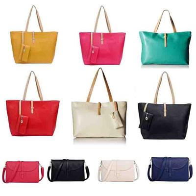 defd93329ea Fashion Buckle Simple Women Bag Vintage Ladies Big Lady Bags Design  Messenger Shoulder Bags Shopping