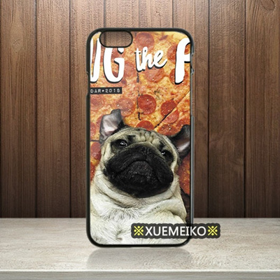 100% authentic 383fe 11865 Fashion Design Doug the Pug Cell Phones Cover Case for Iphone 4 4s Iphone 5  5s Se Iphone5ciPhone
