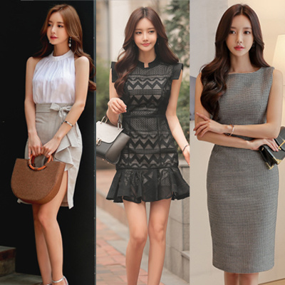 8cff1078c68bd ☆☆☆Fashion Dress Top Blouses Pants korean style for casual office dinner  date parties Beauty