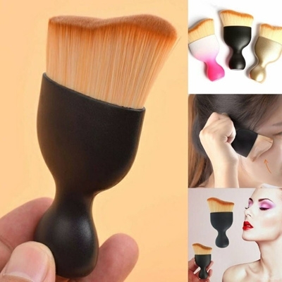 Qoo10 - Fashion Shadow Contour Makeup Brush Super present Fast delivery : Computer & Game