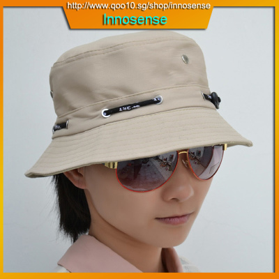 923c3c6e963 Fashion Unisex Bucket Hat Boonie Hunting Fishing Outdoor Cap Summer Sun Hats