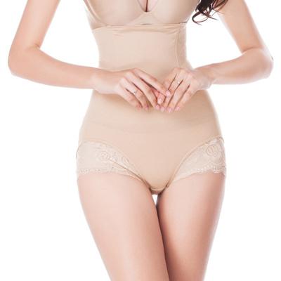 c752ef5416 Qoo10 - Fashion Women Body Shaper High Waist Lace Trim Belly Hip Control  Corse...   Kids Fashion