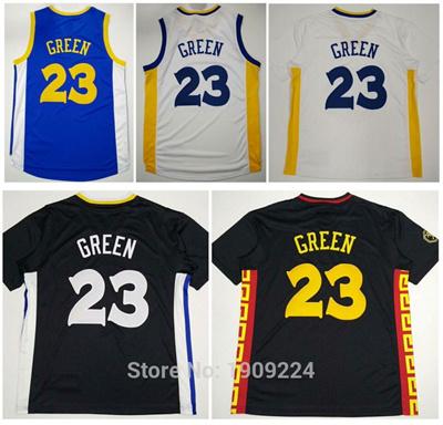 sports shoes 912e8 f4c35 Fast Shipping Best Quality Draymond Green Jersey #23 Blue White Black  Chinese Basketball Jerseys Spo