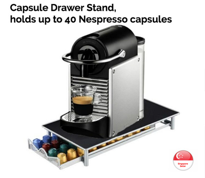 Nespresso Capsule Storage  sc 1 st  10000+ Best Deskripsi Drawer 2018 & Nespresso Capsule Holder Drawer - Best Drawer 2018