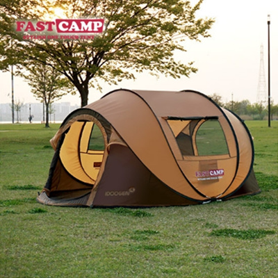 FASTCAMP Mega Suite Tent for 4-5 persons One touch Pop up Speedy Instant Picnic & Qoo10 - FASTCAMP Mega Suite Tent for 4-5 persons One touch Pop up ...