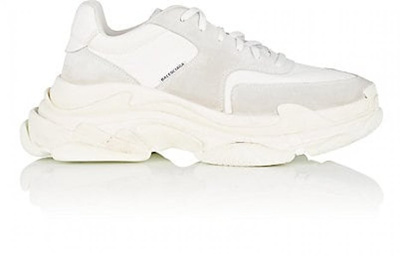 bacdbaa6816c7 Qoo10 -  Fastest Shipping Balenciaga Men  s Triple S Sneakers USA ...