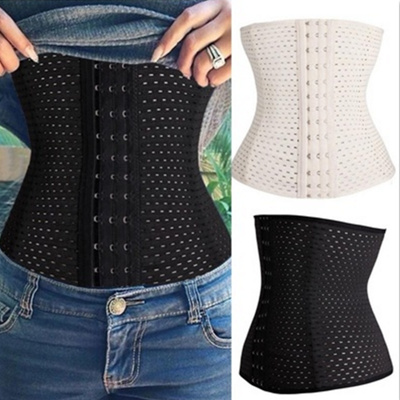 5f090faedfc Qoo10 - FeelinGirl Waist Trainer Corset Top Chest Binder Plus Size Waist  Train...   Women s Clothing