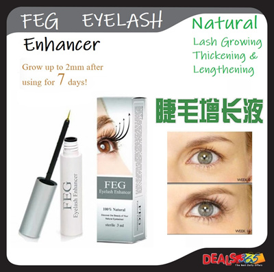 7bf7ac20baf Qoo10 - FEG Eyelash Enhancer : Skin Care