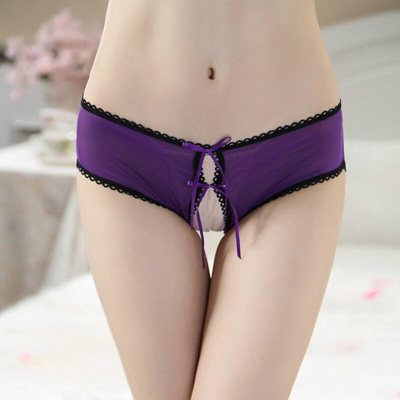 Qoo10 - Fei mu erotic underwear open file transparent underwear sexy belt  unde...   Cosmetics 89c73b977