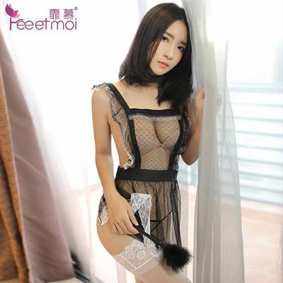 Fei Mu Fee Et Moi Sexy Lingerie Sexy Cat Girl Bunny Suit Uniforms Temptation