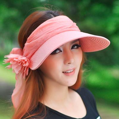 Qoo10 - Female sun visor folded ladies Sun hats UV sun protection hats girls  s...   Fashion Accessor. cbb7c337bbc
