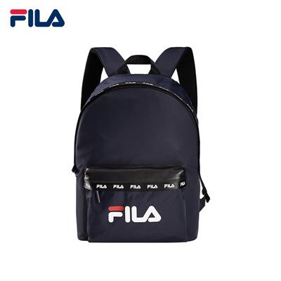Qoo10 - FILA Backpack Men FILA LOGO Backpack Bags   Men s Bags   Shoes