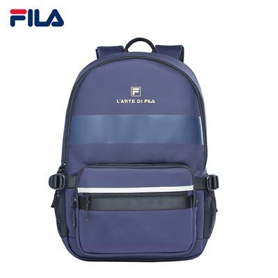 Qoo10 - FILA Backpack Men White Line Backpack Bags   Men s Bags   Shoes