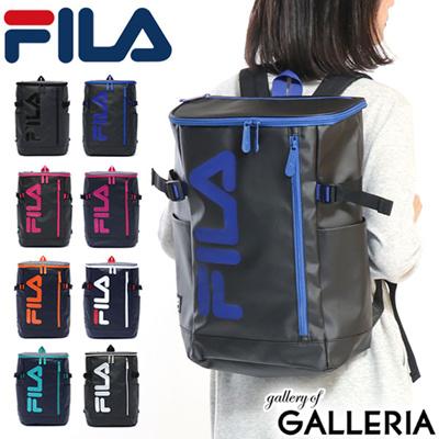 6dc93d38d8 FILA rucksack signal daypack sports school bag backpack A4 B4 square Mens  Womens 7576
