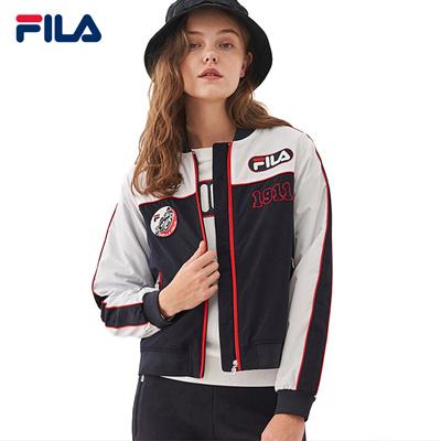 2c39b910 FILAFILA Woven Jacket/White Line Woven Jacket Women/Sports Jacket