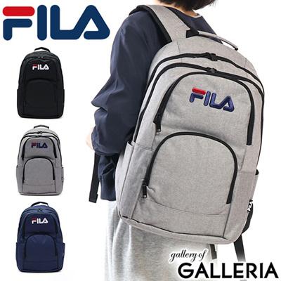 d84327232e6b Qoo10 - FILA round daypack 26L school club school bag B4 unisex 7556 ...
