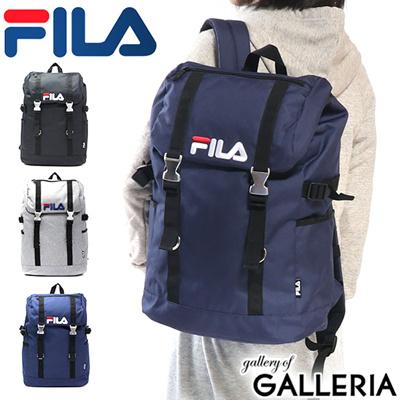 86fd77b78a FILERUCK FILA Rucksack Round Day Pack Cover 20L School Committee School Bag  B4 Unisex Junior High