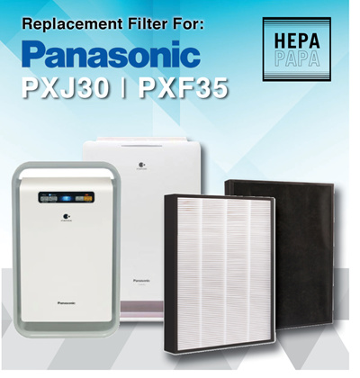 Qoo10 Filters For Panasonic Air Purifiers Pxf35 Pmf35a
