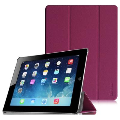 brand new 06601 22bbe Fintie SmartShell Case for Apple iPad 4th Generation with Retina Display・  iPad 3 & iPad 2・ Purple (C