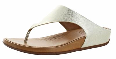 d711cbb03cae Qoo10 - Fit Flops FitFlop Banda Womens Leather Toning Thong Sandals ...