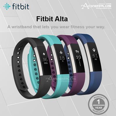 Qoo10 - Fitbit Alta Fitness Tracker Wristband Watch ...
