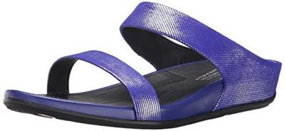5cf7add0a Qoo10 - FitFlop Womens Banda Opul Slide Dress Sandal   Shoes