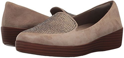 b170520def2 Qoo10 - (FitFlop) FitFlop Womens Sparkly Sneakerloafer Slip-On-I96 ...