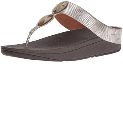ef3d5db6f830 Qoo10 - (FitFlop) Women s Sandals DIRECT FROM USA FitFlop Women s Pierra  Flip ...   Shoes