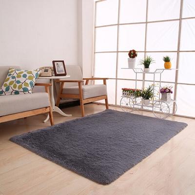 Fluffy Teppiche Anti Skid Shag Bereich Teppich Esszimmer Schlafzimmer  Teppichboden  Matten Home Car