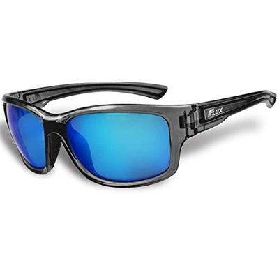 5d36bf13949 Qoo10 - Flux Polarized Sports Sunglasses with Anti-Slip Function and Light  Fra...   Fashion Accessor.