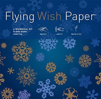 Flying Wish Paper - IT FLIES!, Pops of Periwinkle Twinkle, MIDNIGHT BLUE -  7