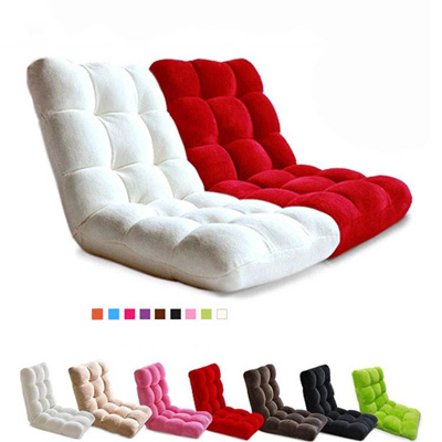 Qoo10 Foldable Floor Chair Kids Stackable Seat Sofa