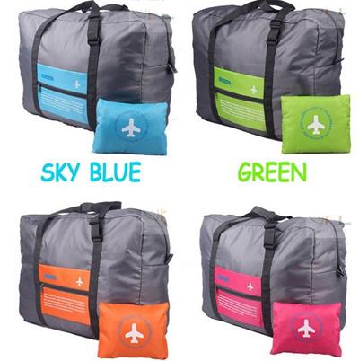 8ad38e6d4433 Qoo10 - Foldable Multifunction Travel Bag / Travel Bag Fold ...