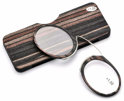 f23c2358fb Qoo10 - FONEX Pince Nez Style Clamp Nose Resting Pinching Reading Glasses  with...   Household   Bedd.