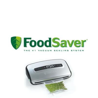 FoodSaver Vacuum Sealing System 220 240V Food Sealer