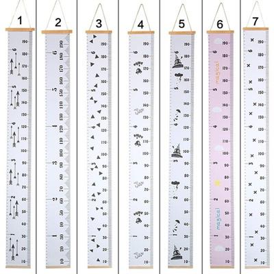 Qoo10 Foonee Kids Height Measurement Growth Chart Wall Haning