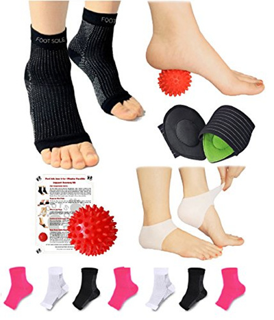 2e3bd72f81 Qoo10 - FOOT SOLE JOUR NEW Plantar Fasciitis Pain Relief Recovery Kit - Foot  C... : Household & Bedd.
