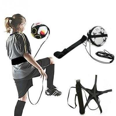 Qoo10 - Football Kick Trainer Skill Soccer Training Equipment Adjustable  Waist...   Sports Equipment 46cd36db1