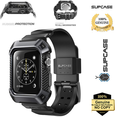 meet dc147 661c3 For Apple watch 3/2/1 42 mm CaseORIGINAL SUPCASE UB PRO Rugged Protective  Cover+Strap Band -42 mm