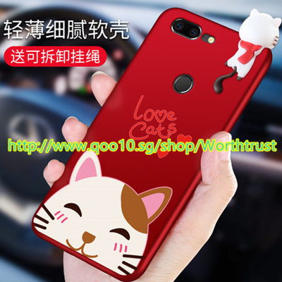 online store 67114 f3064 ★★For Oneplus 5T case cover One Plus 5T 3D Cute Cartoon Ultra Thin Cases  back cover case★★