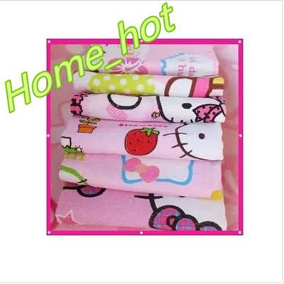 Qoo10 - Foreign trade of the original single adults Hello Kitty soft towel  Car...   Furniture   Deco d1e65aaa96