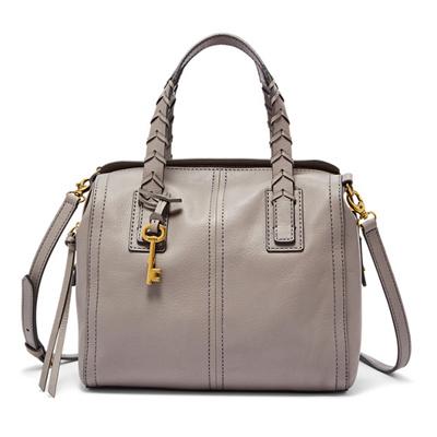 Qoo10 - Fossil Emma Satchel   Bag   Wallet ec4820ab58