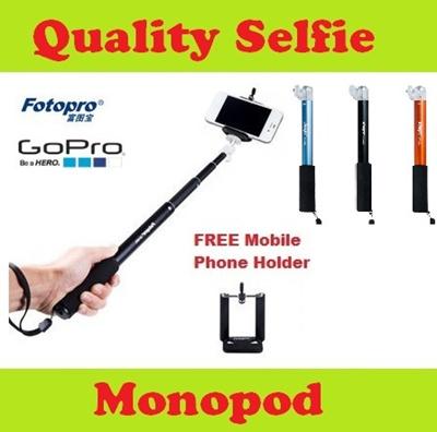 Qoo10 selfie monopod cameras recorders fotopro qp903l selfie monopod gopro hero 2334 camera phone fandeluxe Gallery